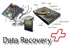 recover lost data after format